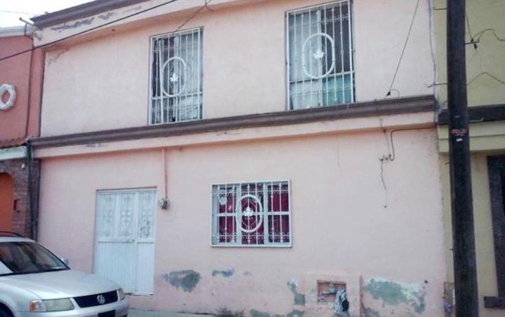 Foto de casa en venta en  nonumber, 26 de marzo 2o sect., saltillo, coahuila de zaragoza, 1565788 No. 01