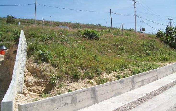 Foto de terreno habitacional en venta en  nonumber, 6a etapa infonavit fraccionamiento el rosario, san sebasti?n tutla, oaxaca, 1536536 No. 04