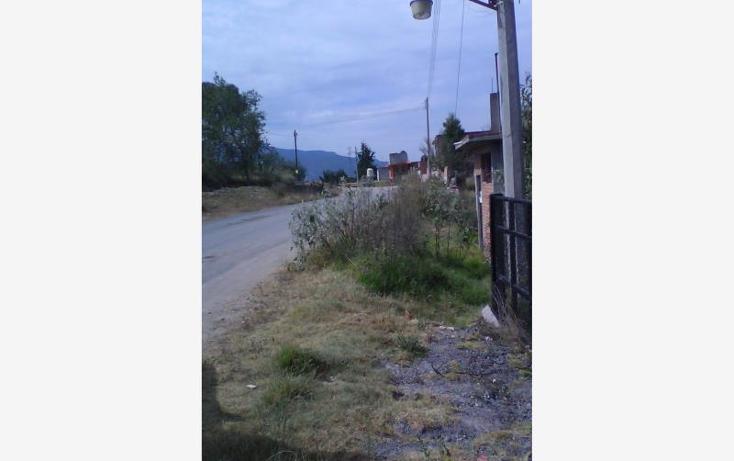 Foto de terreno habitacional en venta en  nonumber, aculco de espinoza, aculco, méxico, 672421 No. 06