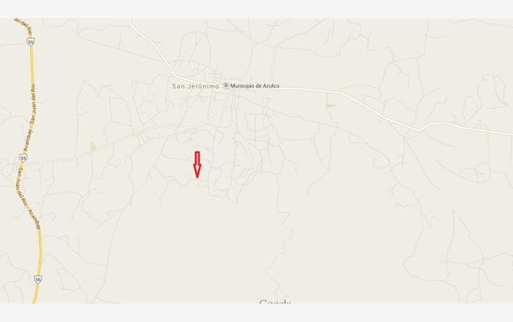 Foto de terreno habitacional en venta en  nonumber, aculco de espinoza, aculco, méxico, 672421 No. 09