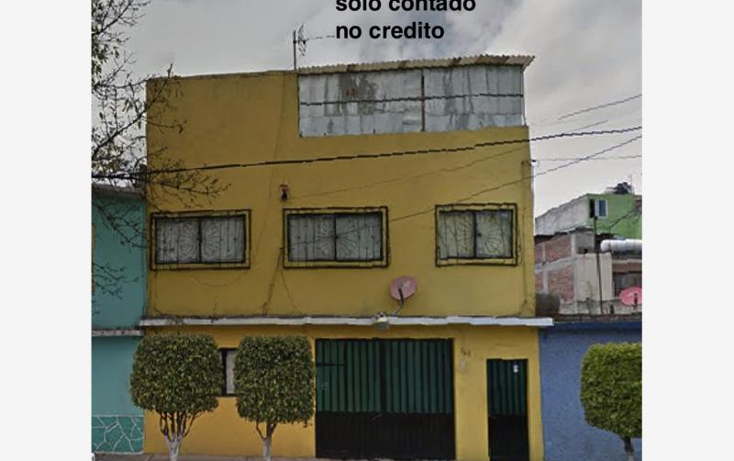 Foto de casa en venta en  nonumber, agr?cola oriental, iztacalco, distrito federal, 1399235 No. 02