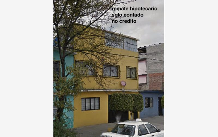 Foto de casa en venta en  nonumber, agr?cola oriental, iztacalco, distrito federal, 1399235 No. 03