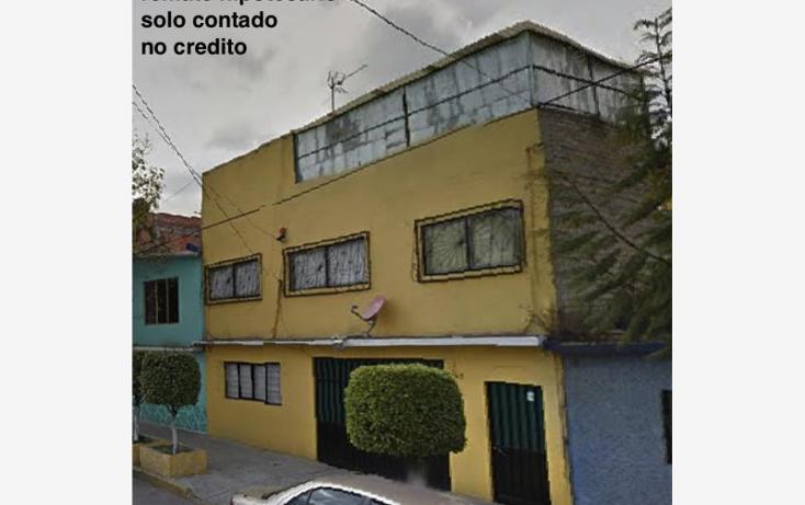 Foto de casa en venta en  nonumber, agr?cola oriental, iztacalco, distrito federal, 1399235 No. 04