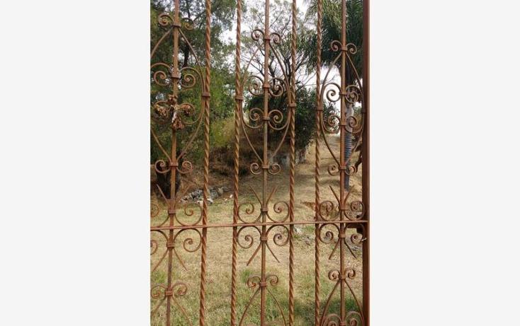 Foto de terreno habitacional en venta en  nonumber, ahuatl?n tzompantle, cuernavaca, morelos, 1736220 No. 01