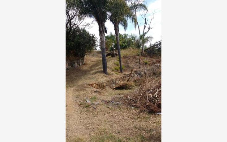 Foto de terreno habitacional en venta en  nonumber, ahuatl?n tzompantle, cuernavaca, morelos, 1736220 No. 02