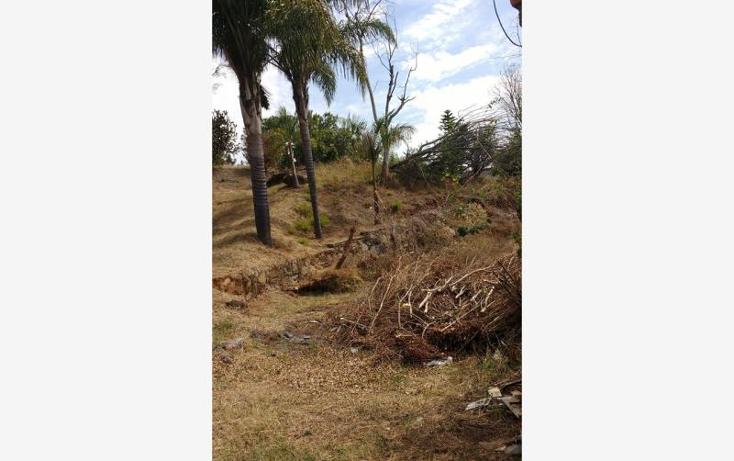 Foto de terreno habitacional en venta en  nonumber, ahuatl?n tzompantle, cuernavaca, morelos, 1736220 No. 03
