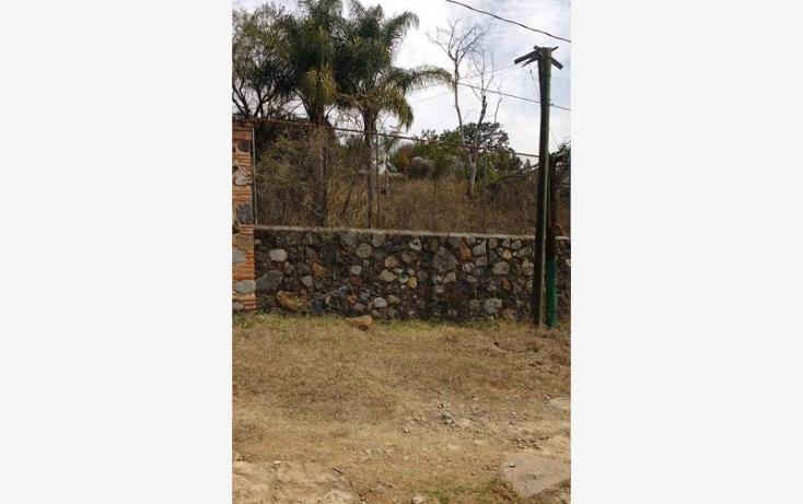 Foto de terreno habitacional en venta en  nonumber, ahuatl?n tzompantle, cuernavaca, morelos, 1736220 No. 06