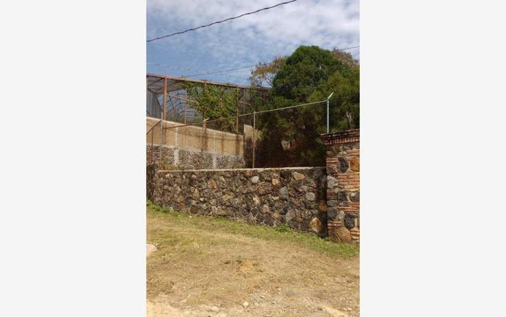 Foto de terreno habitacional en venta en  nonumber, ahuatl?n tzompantle, cuernavaca, morelos, 1736220 No. 07