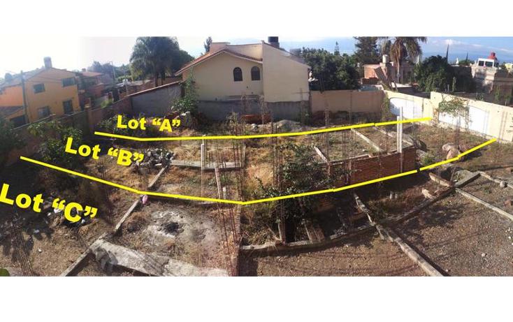 Foto de terreno habitacional en venta en  nonumber, ajijic centro, chapala, jalisco, 1624460 No. 01