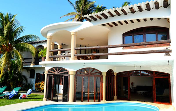 Foto de casa en venta en  nonumber, alfredo v bonfil, acapulco de juárez, guerrero, 1377909 No. 02
