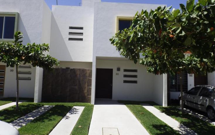 Foto de casa en venta en  nonumber, almendros residencial, manzanillo, colima, 1820132 No. 01