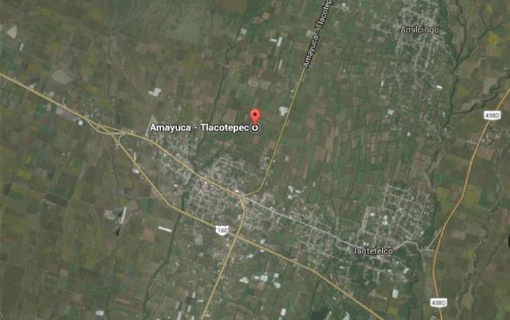 Foto de terreno comercial en venta en  nonumber, amayuca, jantetelco, morelos, 1745521 No. 06