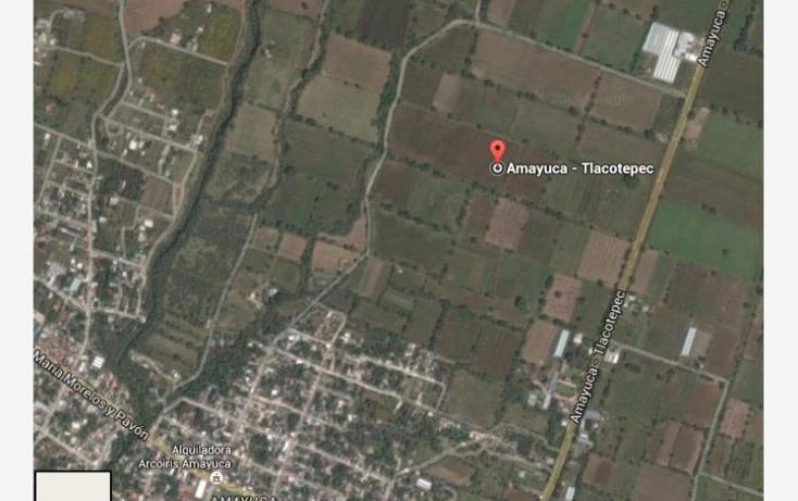 Foto de terreno comercial en venta en  nonumber, amayuca, jantetelco, morelos, 1745521 No. 08