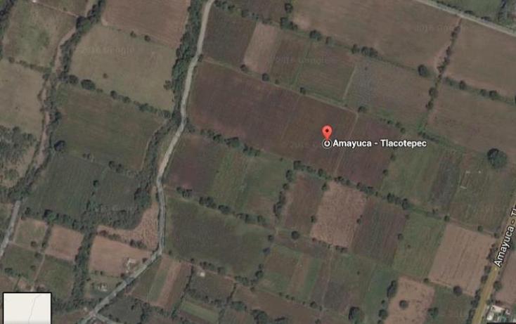 Foto de terreno comercial en venta en  nonumber, amayuca, jantetelco, morelos, 1745521 No. 09