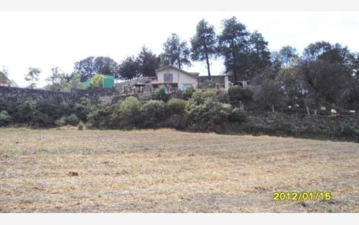 Foto de terreno habitacional en venta en  nonumber, amomolulco, lerma, méxico, 1588262 No. 01