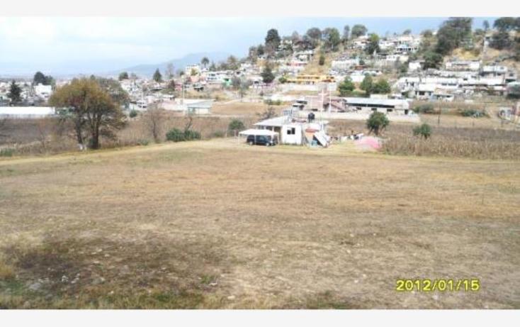 Foto de terreno habitacional en venta en  nonumber, amomolulco, lerma, méxico, 1588262 No. 10