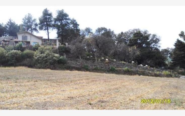 Foto de terreno habitacional en venta en  nonumber, amomolulco, lerma, méxico, 1588262 No. 13