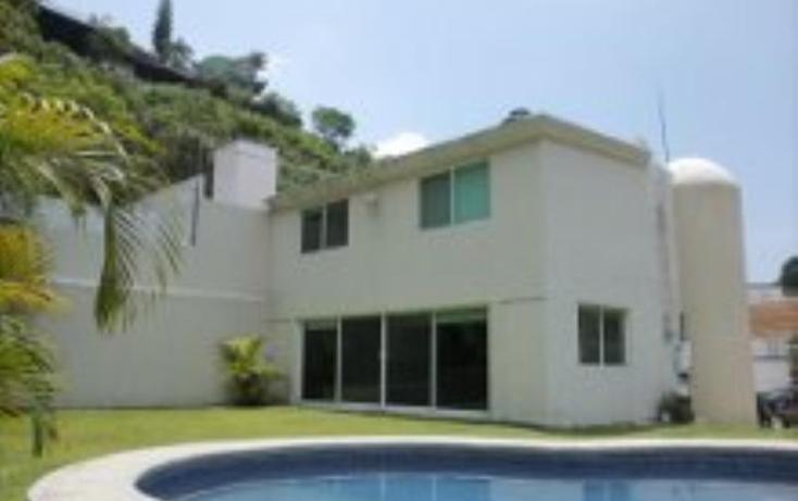 Foto de casa en venta en  nonumber, ampliaci?n la ca?ada, cuernavaca, morelos, 657745 No. 01