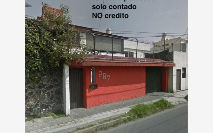Foto de casa en venta en  nonumber, ampliación tepepan, xochimilco, distrito federal, 1431857 No. 02