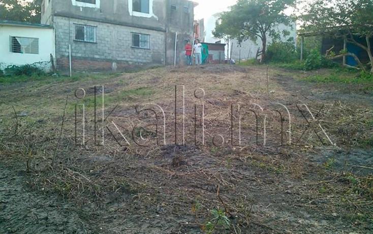 Foto de terreno habitacional en venta en  nonumber, anáhuac, tuxpan, veracruz de ignacio de la llave, 579378 No. 04