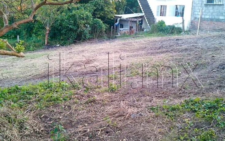 Foto de terreno habitacional en venta en  nonumber, anáhuac, tuxpan, veracruz de ignacio de la llave, 579378 No. 07