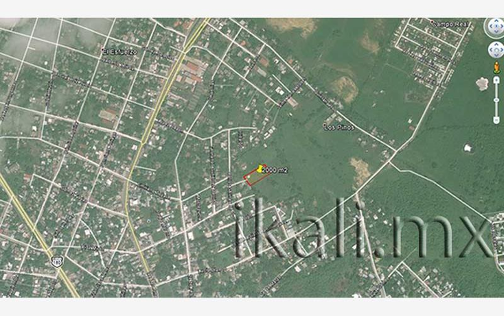 Foto de terreno habitacional en venta en  nonumber, anáhuac, tuxpan, veracruz de ignacio de la llave, 579378 No. 09