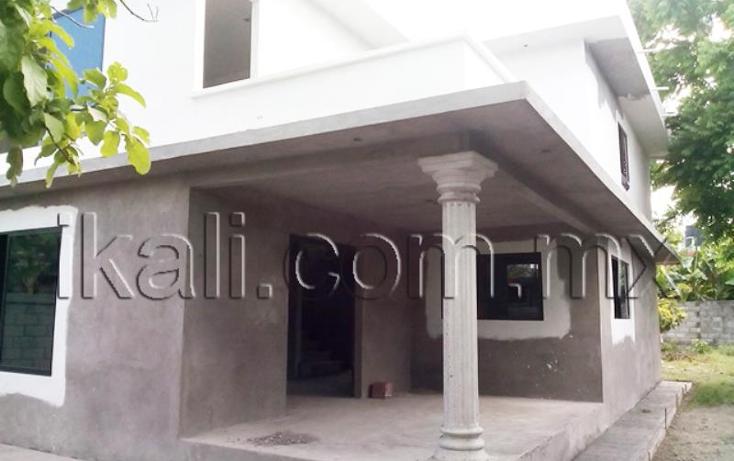Foto de casa en venta en  nonumber, an?huac, tuxpan, veracruz de ignacio de la llave, 983299 No. 01