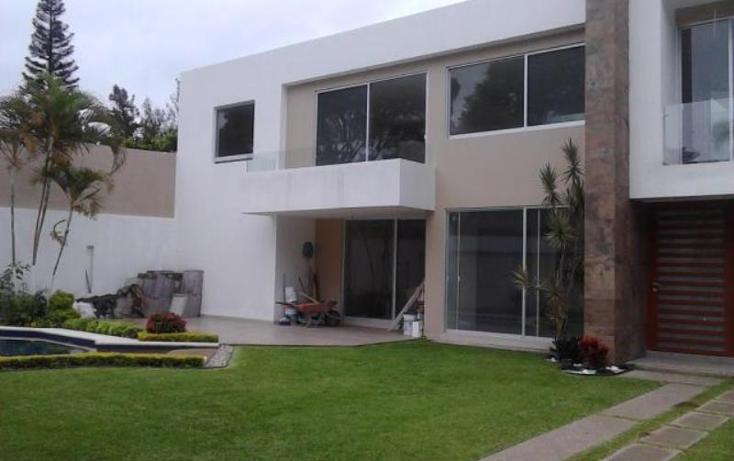 Foto de casa en venta en  nonumber, analco, cuernavaca, morelos, 596862 No. 01