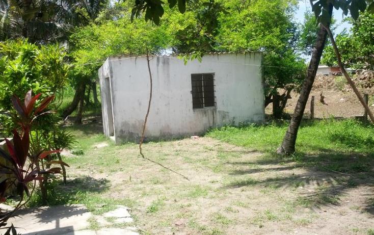 Foto de terreno habitacional en venta en  nonumber, anton lizardo, alvarado, veracruz de ignacio de la llave, 1013821 No. 03