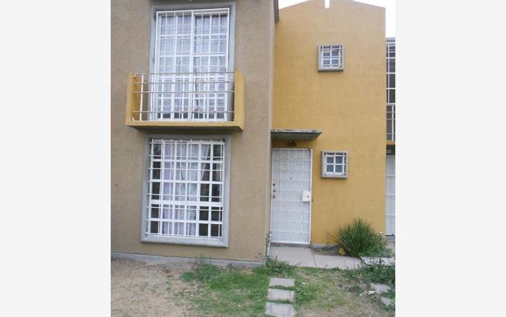 Foto de casa en venta en  nonumber, arbolada los sauces ii, zumpango, m?xico, 1850038 No. 01