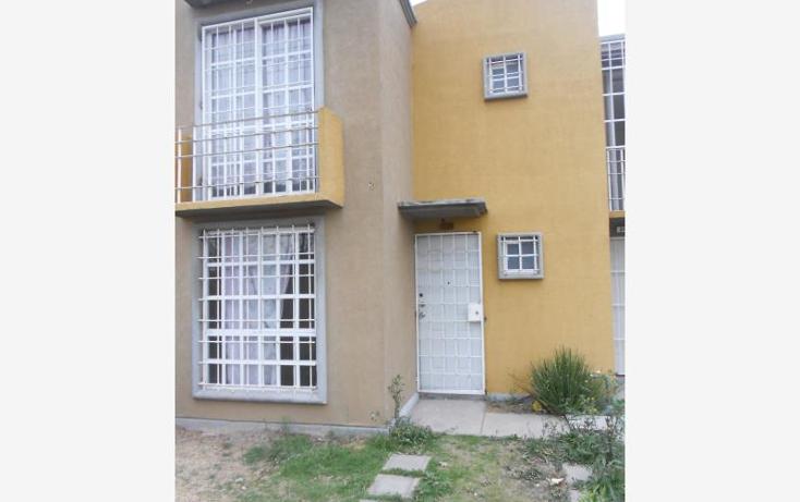 Foto de casa en venta en  nonumber, arbolada los sauces ii, zumpango, m?xico, 1850038 No. 02
