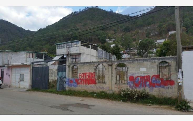 Foto de terreno comercial en venta en  nonumber, articulo 115, san cristóbal de las casas, chiapas, 827495 No. 01