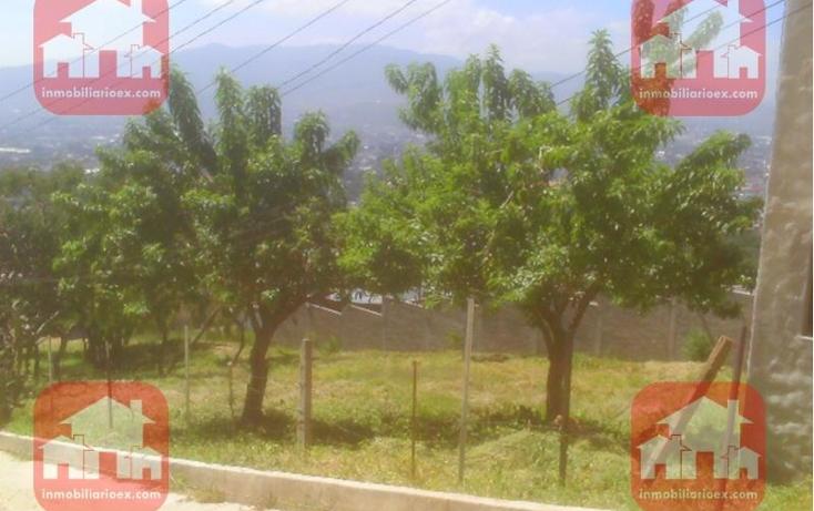 Foto de terreno habitacional en venta en  nonumber, aurora, oaxaca de ju?rez, oaxaca, 419169 No. 02