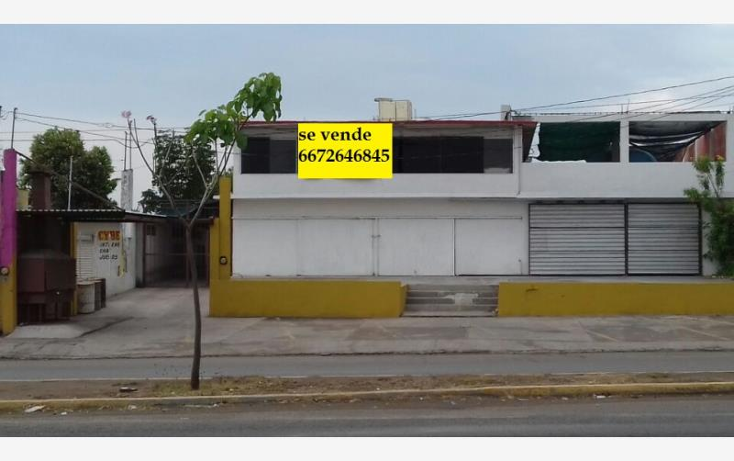 Foto de local en venta en  nonumber, bacurimi, culiacán, sinaloa, 1848492 No. 01