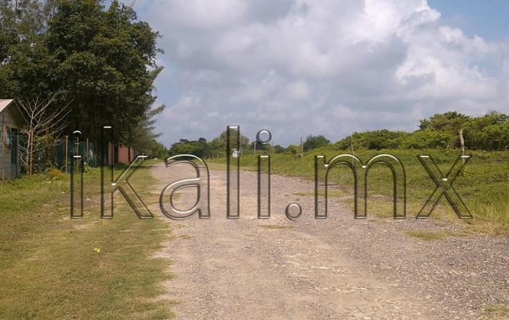 Foto de terreno habitacional en venta en  nonumber, banderas, tuxpan, veracruz de ignacio de la llave, 582260 No. 09