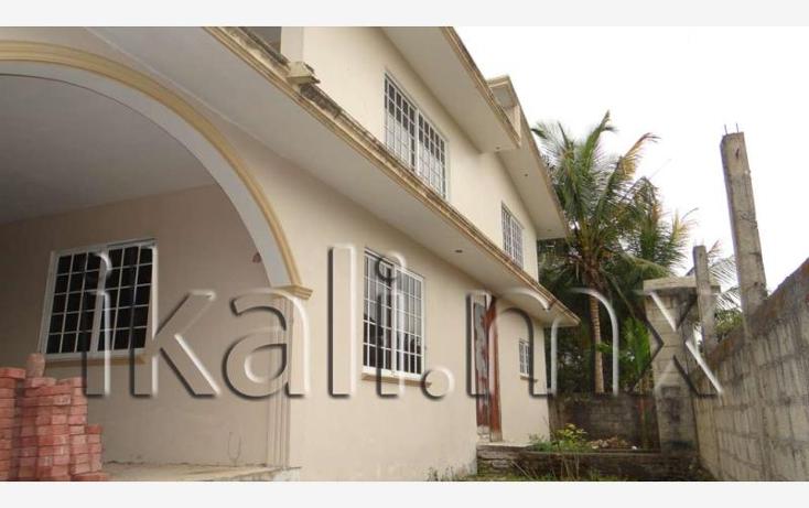 Foto de casa en venta en  nonumber, banderas, tuxpan, veracruz de ignacio de la llave, 583995 No. 05