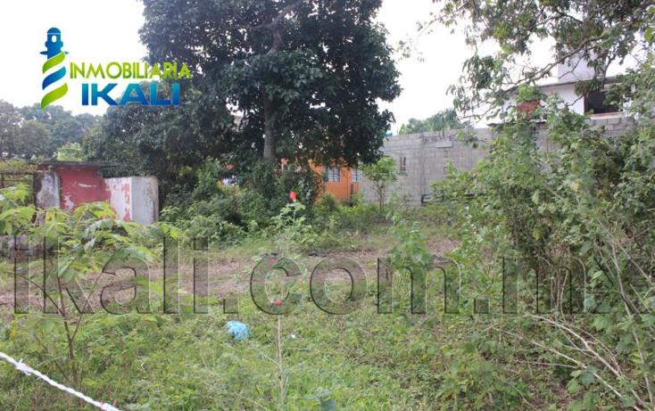 Foto de terreno habitacional en venta en  nonumber, banderas, tuxpan, veracruz de ignacio de la llave, 765743 No. 07