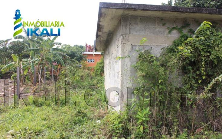 Foto de terreno habitacional en venta en  nonumber, banderas, tuxpan, veracruz de ignacio de la llave, 765743 No. 08