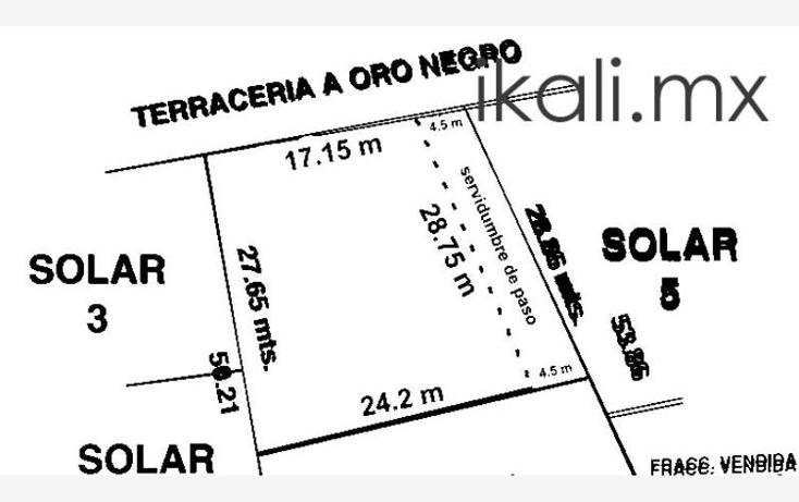 Foto de terreno habitacional en venta en  nonumber, banderas, tuxpan, veracruz de ignacio de la llave, 765743 No. 11