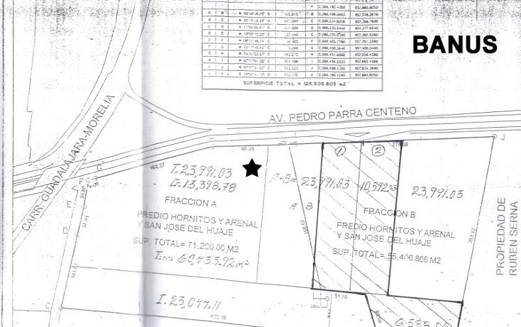 Foto de terreno comercial en venta en  nonumber, banus, tlajomulco de zúñiga, jalisco, 1398979 No. 19