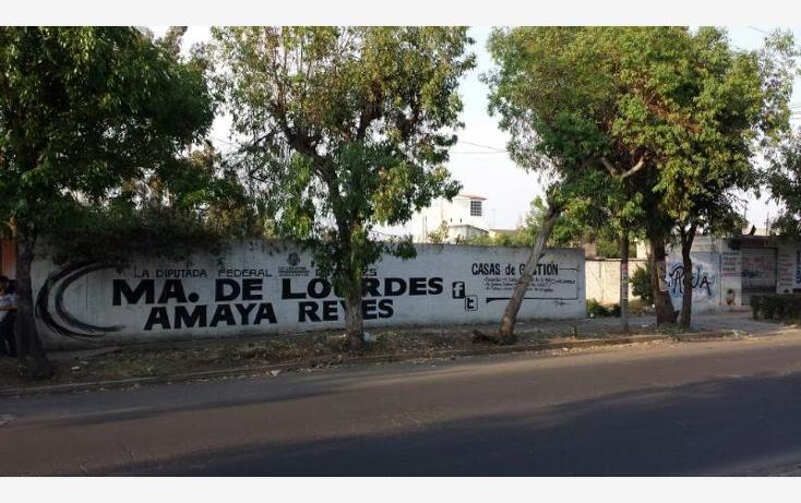 Foto de terreno habitacional en venta en  nonumber, barrio pocitos, xochimilco, distrito federal, 671237 No. 01