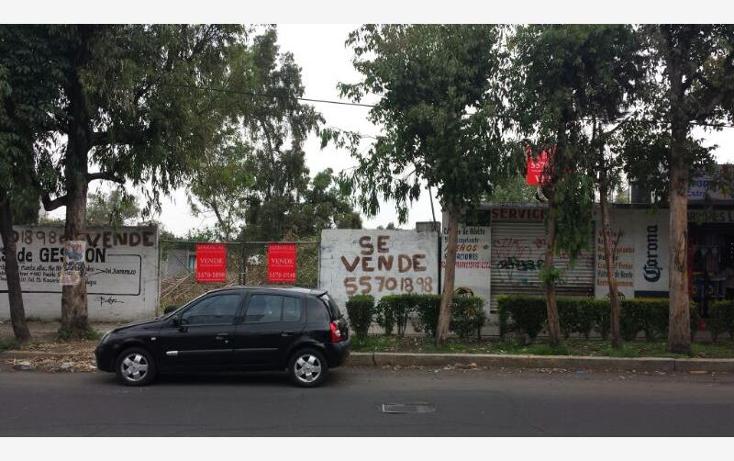 Foto de terreno habitacional en venta en  nonumber, barrio pocitos, xochimilco, distrito federal, 671237 No. 04