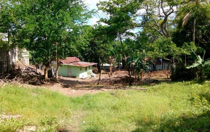 Foto de terreno habitacional en venta en  nonumber, benito ju?rez, tuxpan, veracruz de ignacio de la llave, 1727254 No. 04
