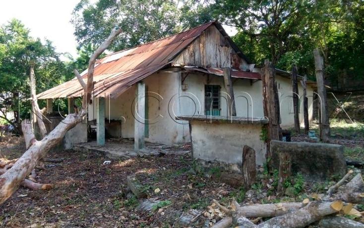 Foto de terreno habitacional en venta en  nonumber, benito ju?rez, tuxpan, veracruz de ignacio de la llave, 1727254 No. 06