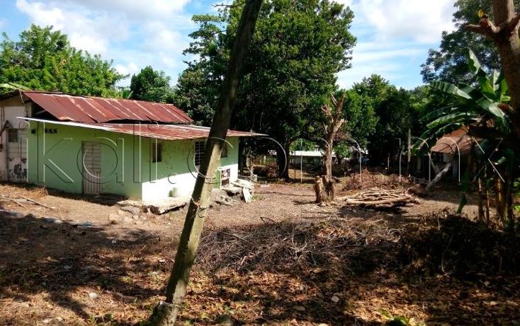 Foto de terreno habitacional en venta en  nonumber, benito ju?rez, tuxpan, veracruz de ignacio de la llave, 1727254 No. 07