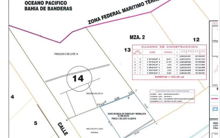 Foto de terreno habitacional en venta en  nonumber, boca de tomatl?n, puerto vallarta, jalisco, 1937400 No. 08