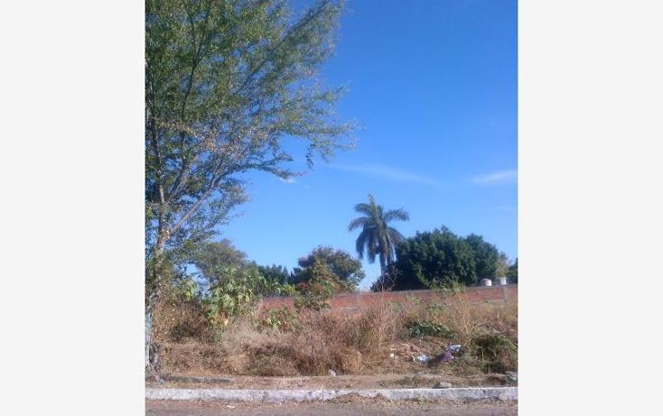Foto de terreno habitacional en venta en  nonumber, brisas de cuautla, cuautla, morelos, 1705108 No. 02