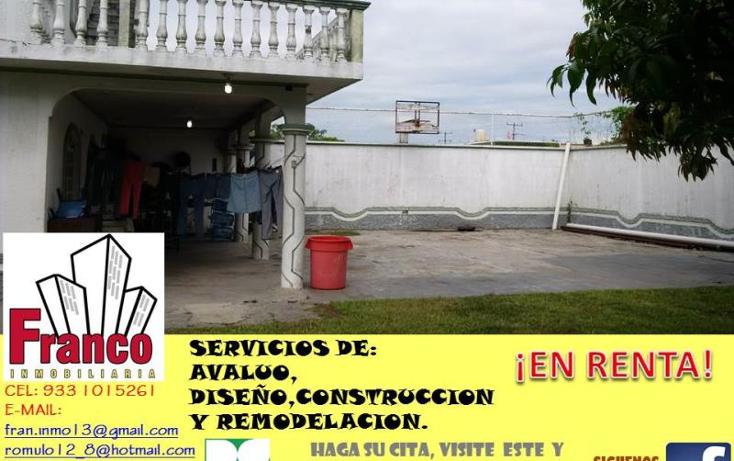 Foto de casa en renta en  nonumber, buena vista, comalcalco, tabasco, 1433467 No. 05