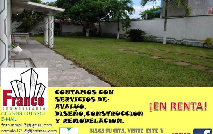 Foto de casa en renta en  nonumber, buena vista, comalcalco, tabasco, 1433467 No. 09