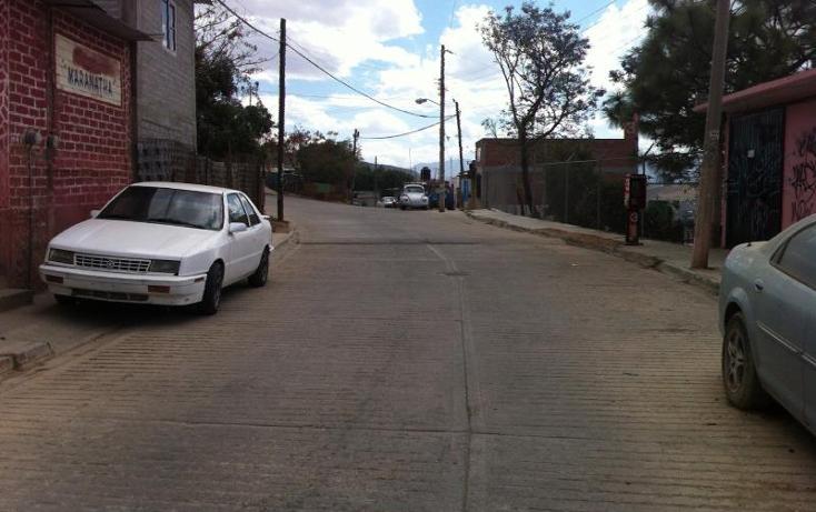 Foto de terreno habitacional en venta en  nonumber, bugambilias, oaxaca de ju?rez, oaxaca, 1996040 No. 01